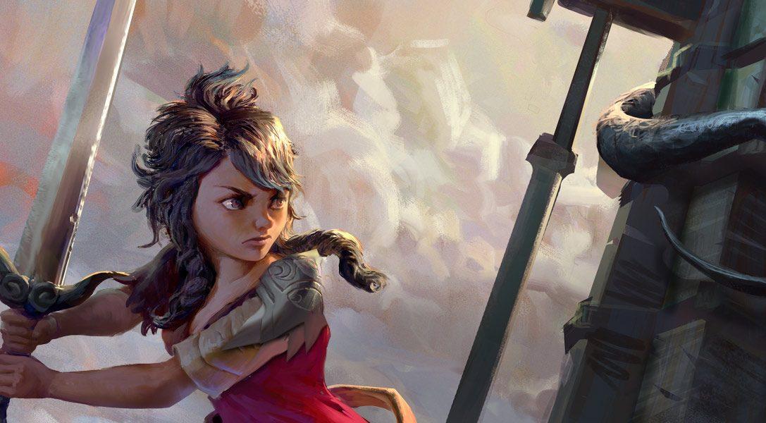 Indie-Adventure Toren erscheint nächste Woche für PS4