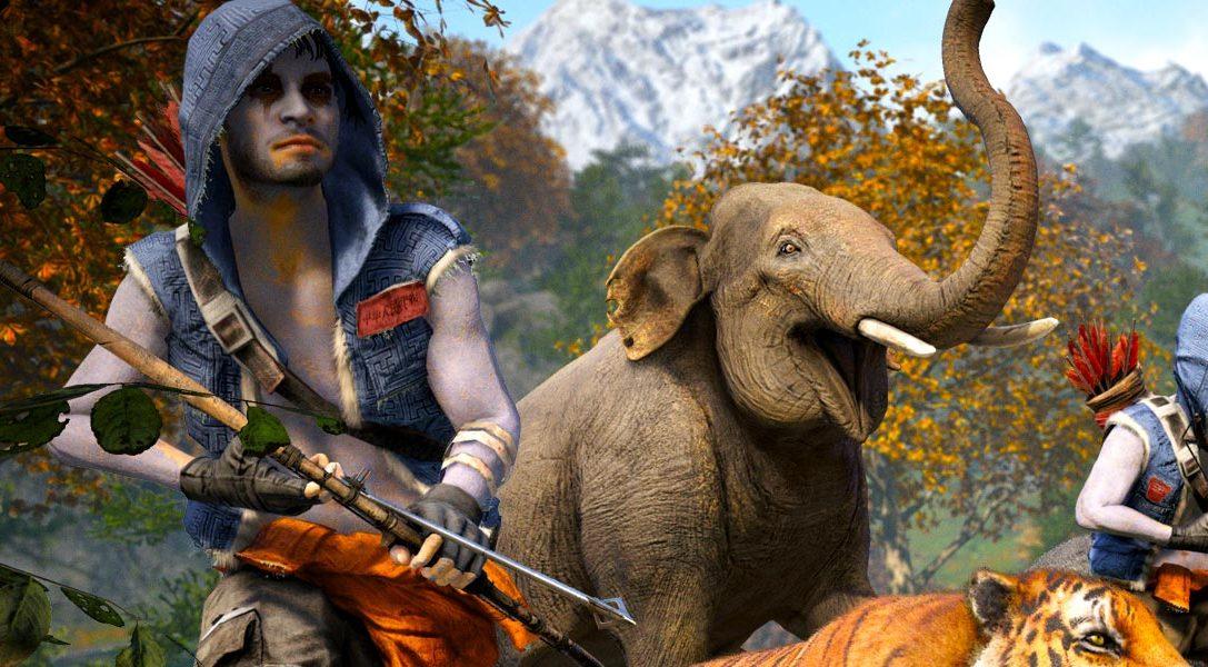 """Neue PlayStation Store-Angebote: Far Cry 4 und die """"Spiele unter 10€""""-Aktion"""