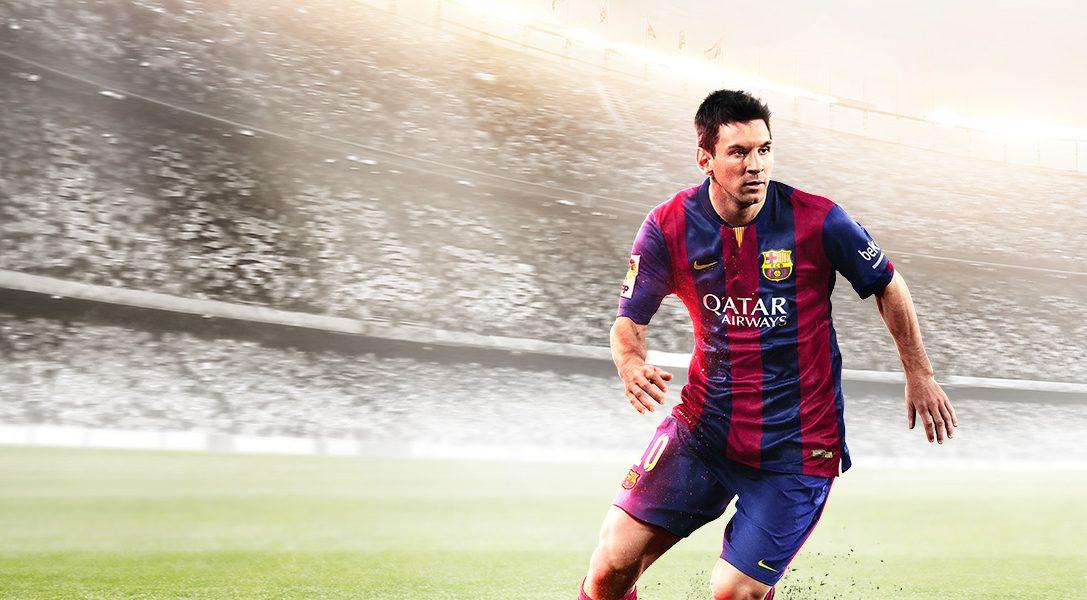 Meldet euch jetzt für das erste FIFA 15-Turnier bei PlayStation Plus an