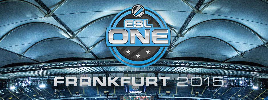 ESL One Festival in der Commerzbank Arena