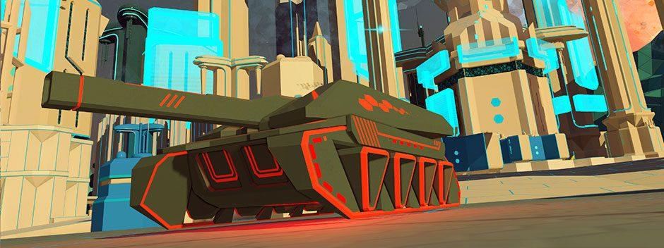 Battlezone für Project Morpheus angekündigt