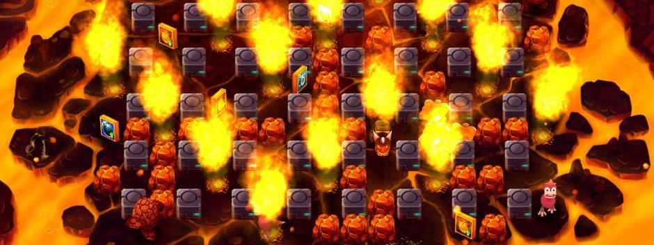 Bombing Busters sprengt sich diese Woche in den PlayStation Store