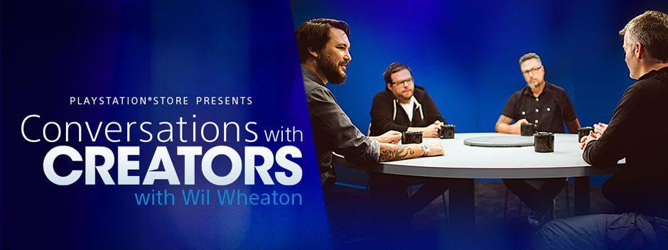 Neue PlayStation-Serie mit Wil Wheaton geht bald an den Start