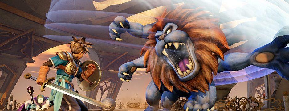 Dragon Quest Heroes erscheint auf PS4