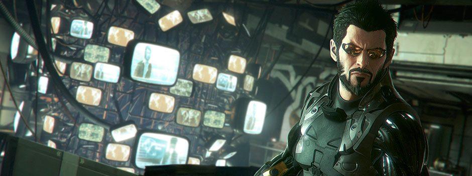Erster Deus Ex: Mankind Divided Gameplay Trailer feiert sein Debüt bei der E3 2015