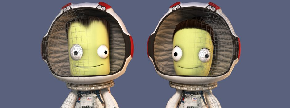 Kerbal Space Program bereitet sich für den Start auf PS4 vor
