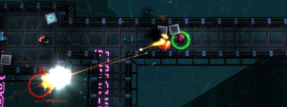 Top-Down-Cyberpunk-Shooter Neonchrome für PS4 angekündigt
