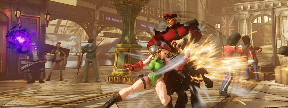 Neue Game-Details zu Street Fighter V, PS4-exklusive Beta angekündigt