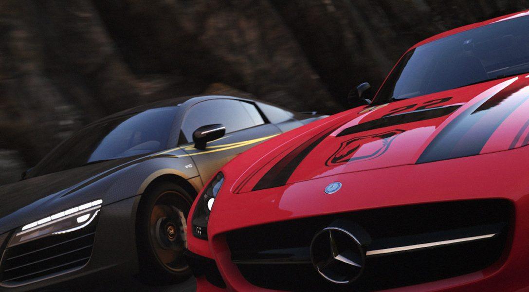 DRIVECLUB PlayStation Plus Edition ab morgen verfügbar