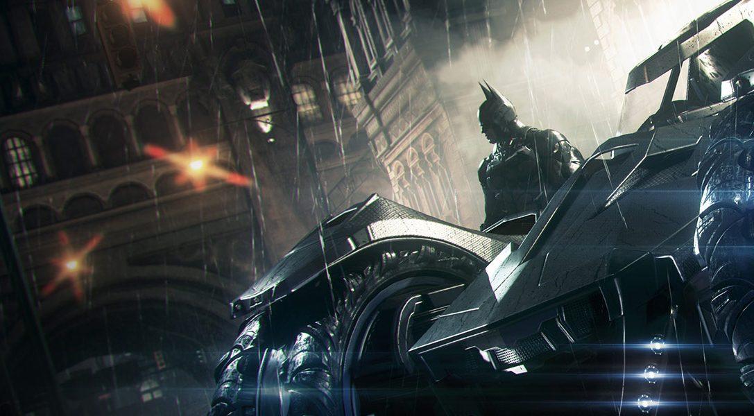 Neu im PlayStation Store: Batman: Arkham Knight, Final Fantasy XIV: Heavensward und mehr