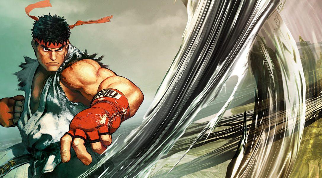 Meldet euch jetzt für die Street Fighter V Beta auf PS4 an