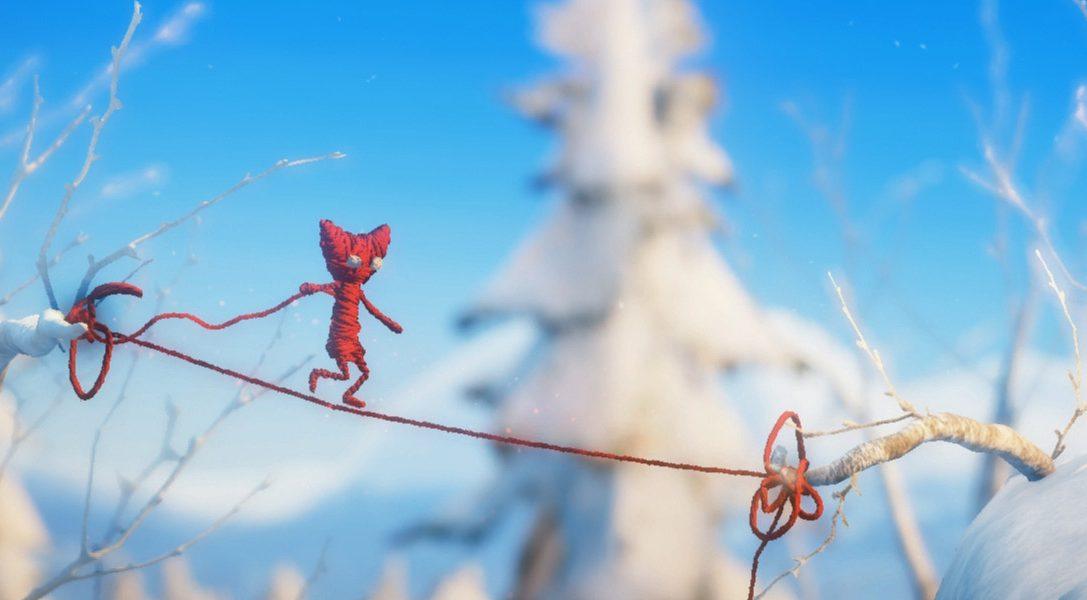 Erste Infos zu Unravel – demnächst auf PS4