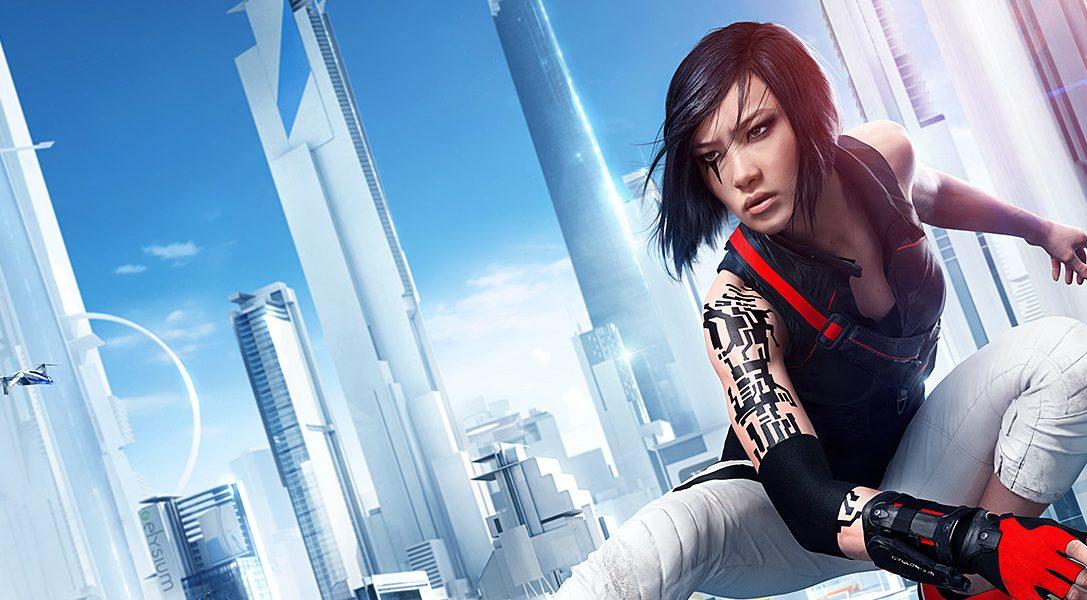 Mirror's Edge Catalyst erscheint im Februar nächsten Jahres auf der PS4