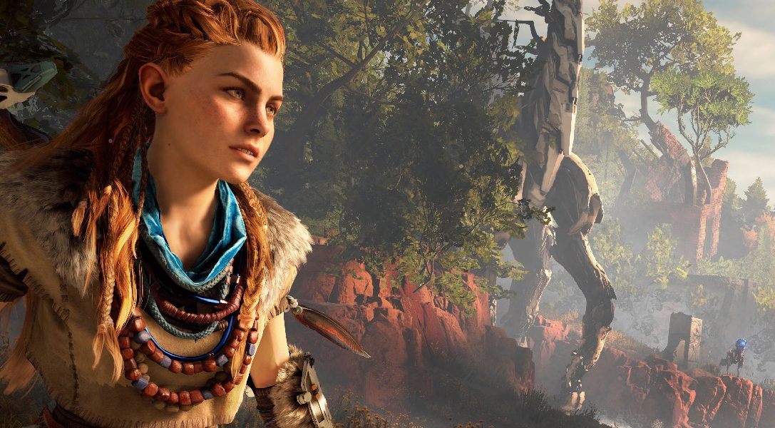 Guerrilla Games kündigt Horizon Zero Dawn für PlayStation 4 an