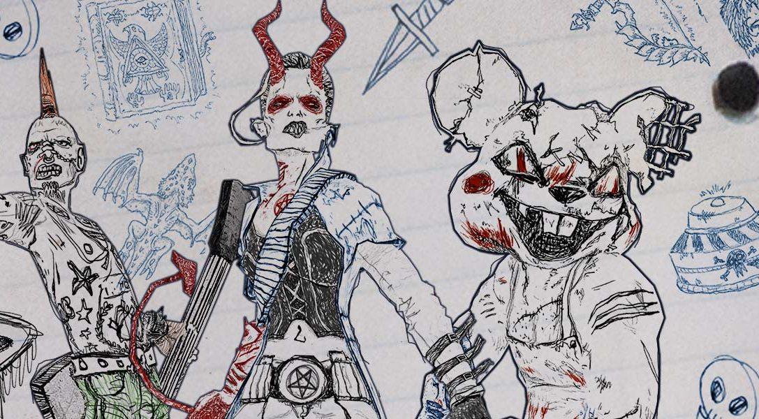 Neue Videos zu Kill Strain, Drawn To Death und Guns Up!