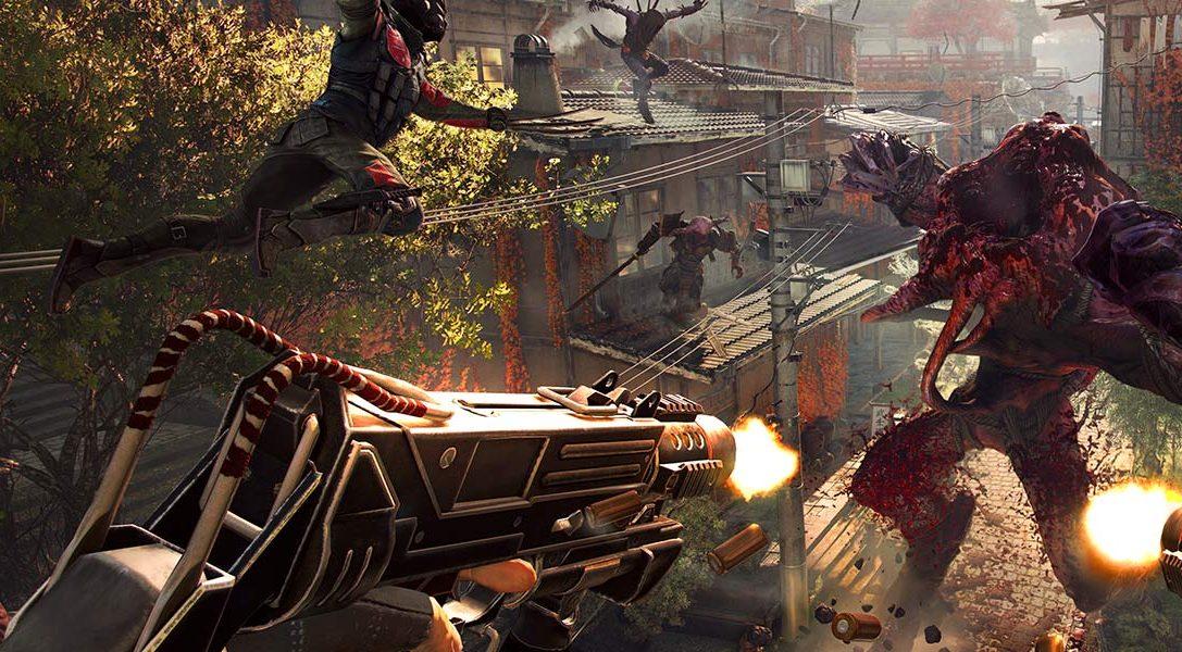Shadow Warrior 2 bringt 2016 mehr Katana-Action für PS4