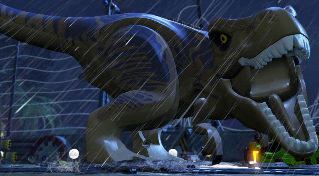 Neu im PlayStation Store: LEGO Jurassic World, The Elder Scrolls Online und mehr