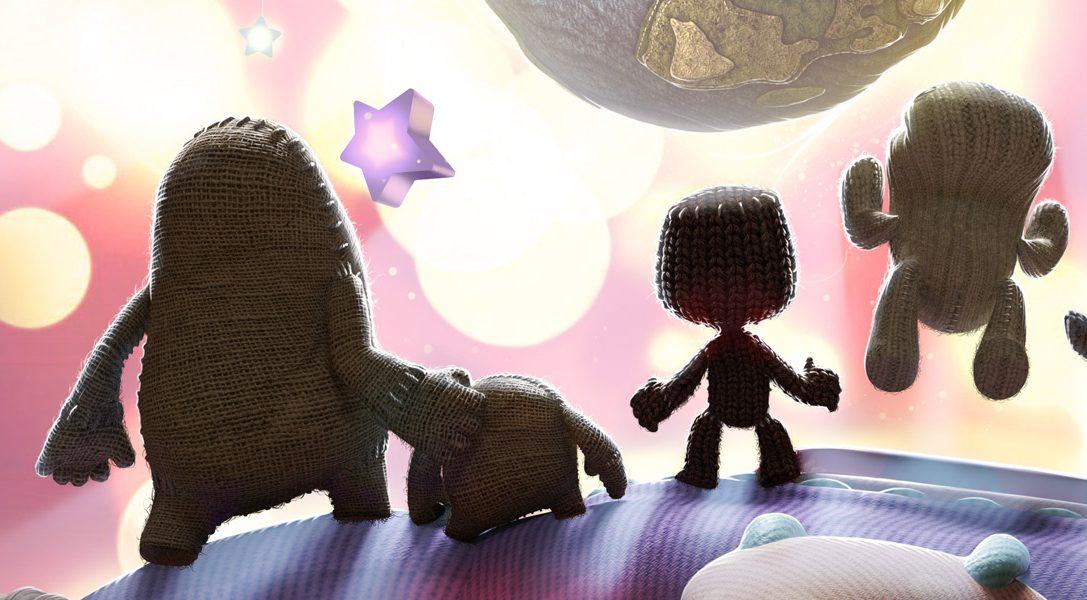 LittleBigPlanet 3: Die Heimreise-Erweiterung kommt im Juli