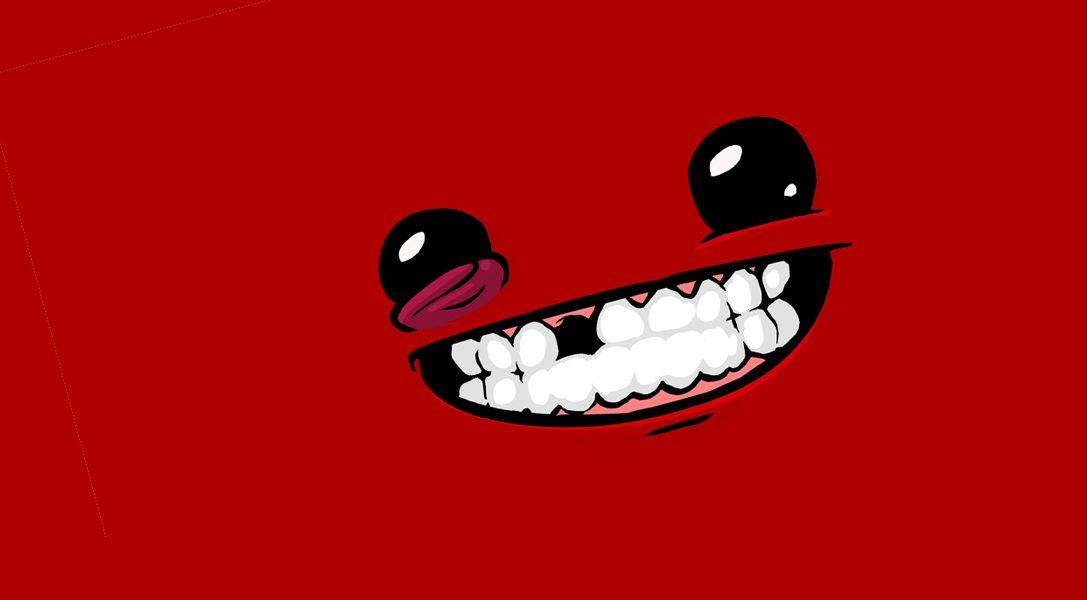 Super Meat Boy kommt für PS4, PS Vita – und PS Plus