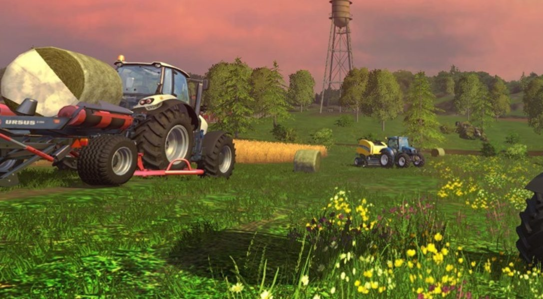 Bauer sucht PS4: Landwirtschafts-Simulator 2015 angespielt