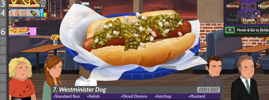 Cook, Serve, Delicious! 2!! erscheint auf PS4