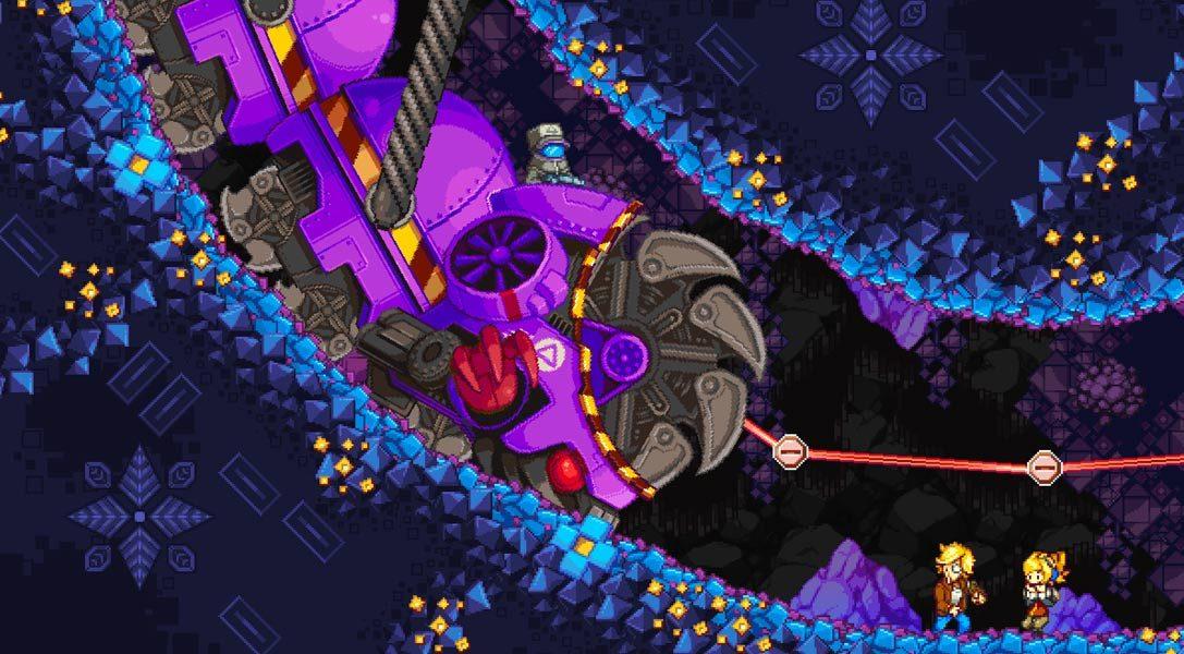 Der ambitionierte Action-Plattformer Iconoclasts kommt für PS4 und PS Vita