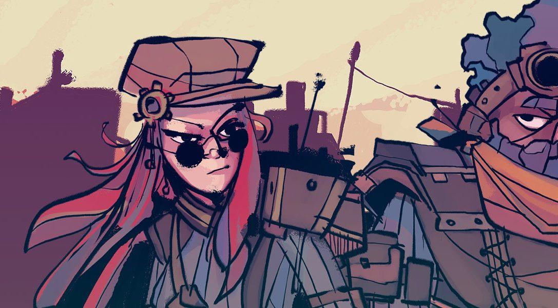 Das Stealth-Plattformspiel The Swindle schleicht sich heute auf PS3, PS4 & PS Vita