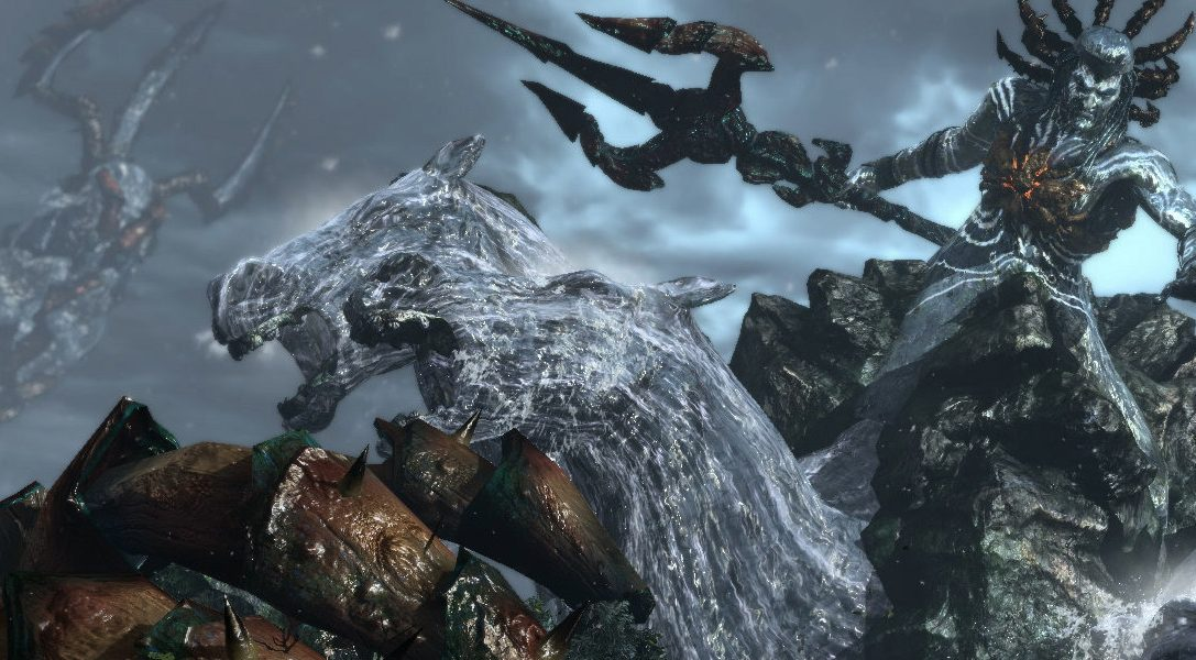 THIS IS MADNESS: God of War III Remastered angespielt