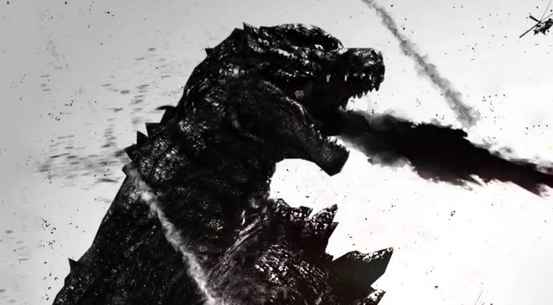 Monstermäßig aufs Maul: Godzilla angespielt