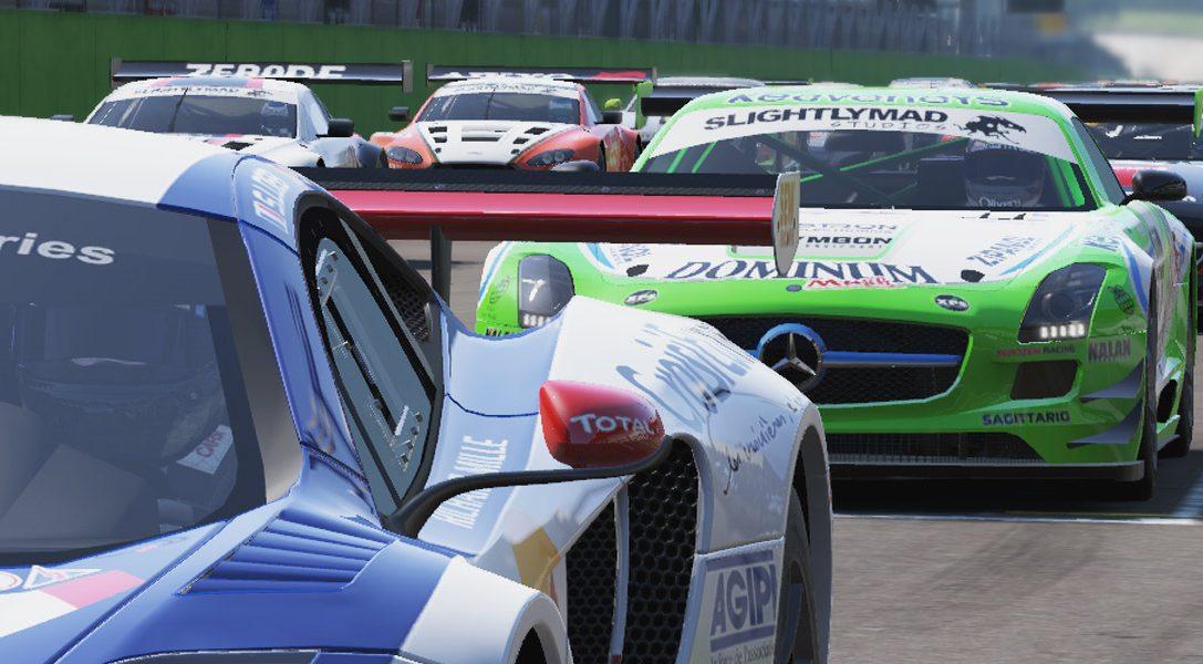 1.000 € beim Project Cars-Turnier von PlayStation Plus zu gewinnen