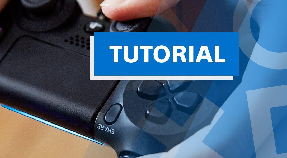 So streamt ihr erfolgreich mit eurer PlayStation 4