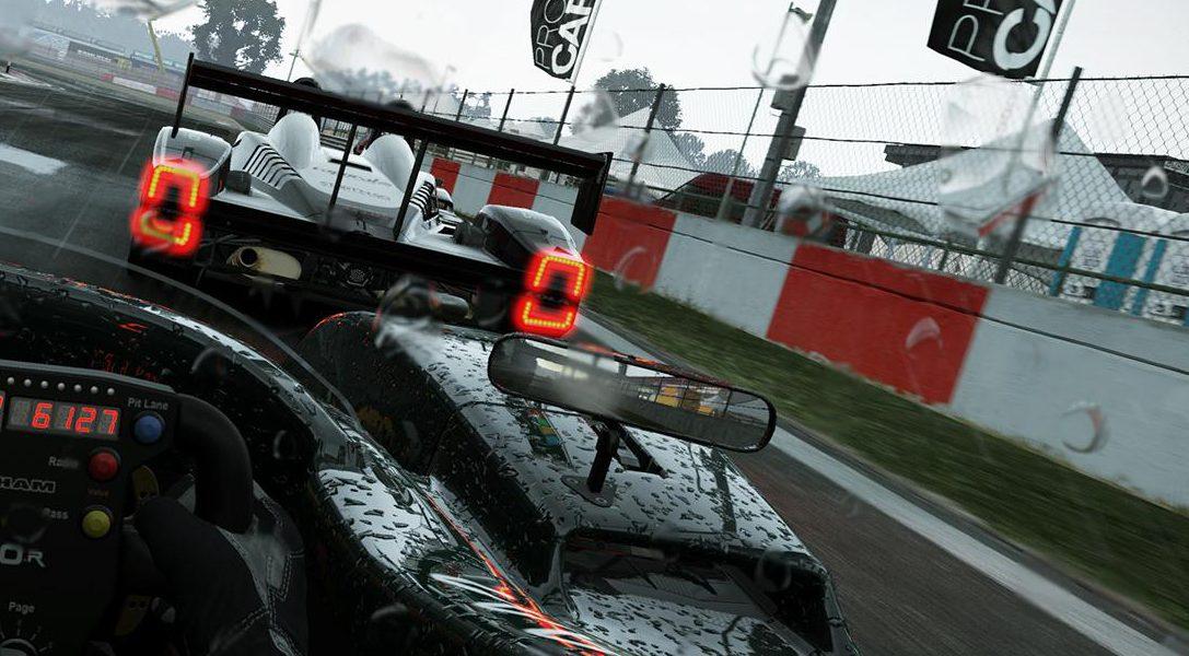 Project CARS – PlayStation LIGA by ESL mit ersten Turnieren!