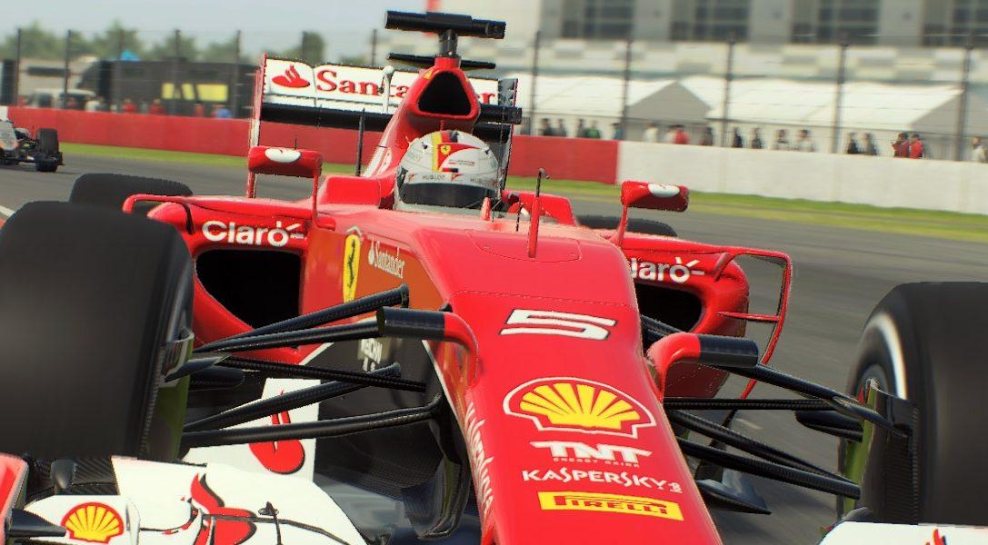 Alles Infos zu F1 2015 – ab heute für PS4 erhältlich
