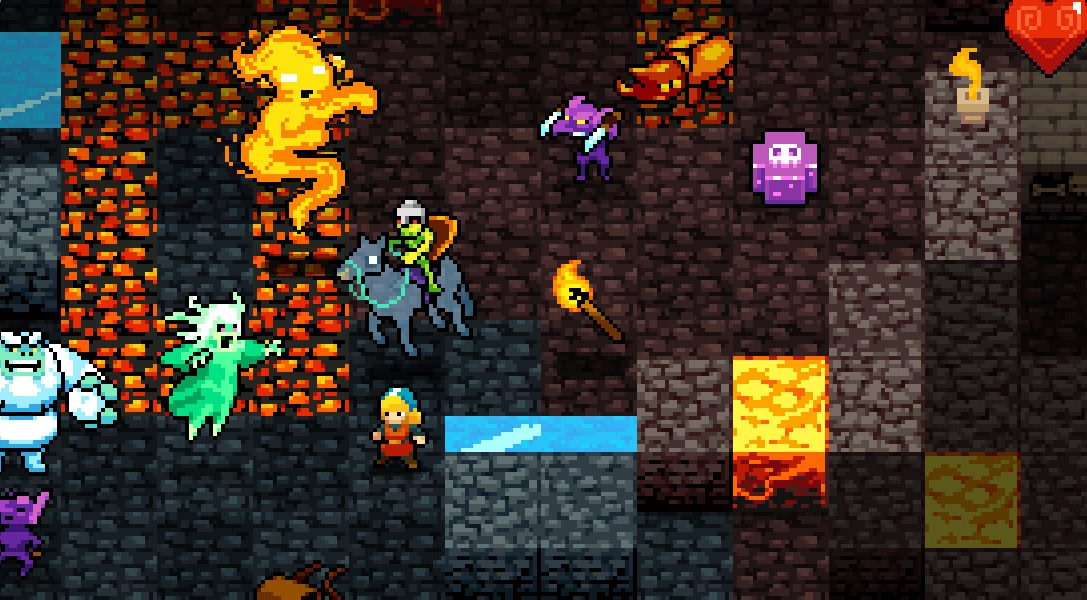 Crypt of the NecroDancer kommt auf PS4 und PS Vita