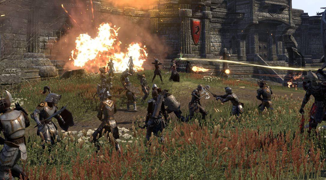 Die PlayStation Store-Charts von Juni: Batman Arkham Knight und The Elder Scrolls Online feiern ihr Debüt