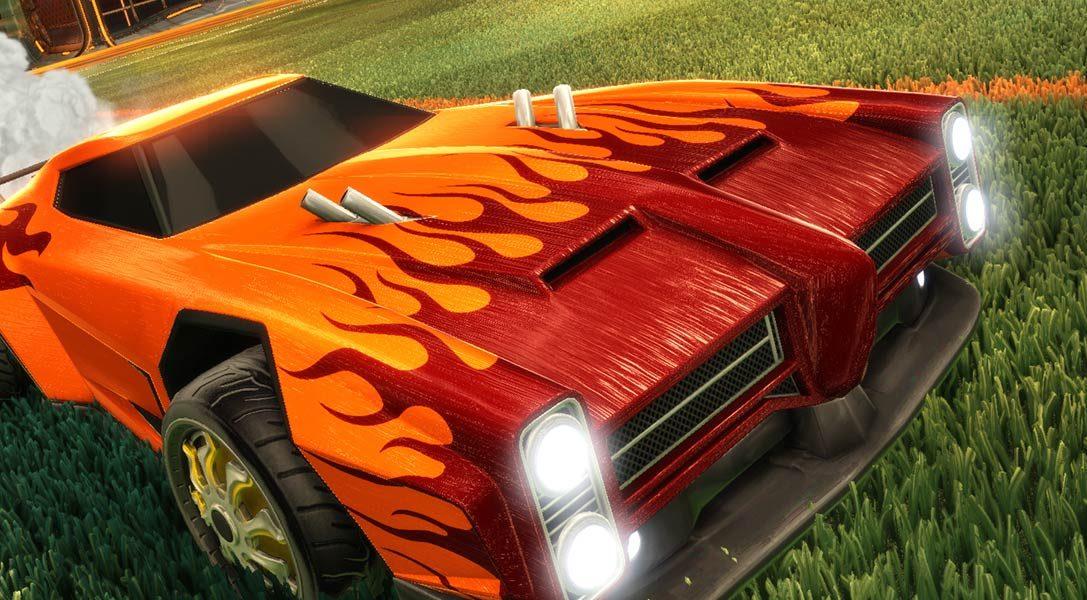 Rocket League bekommt im August neue Maps, Spielmodi, Vehikel und Trophäen