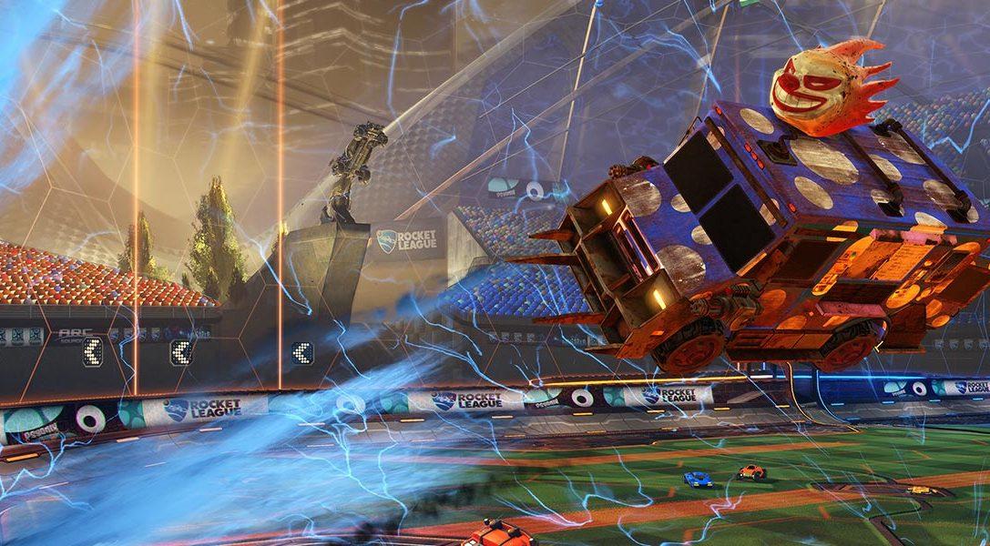 Alles, was ihr über Rocket League wissen müsst, ab heute auf PlayStation Plus