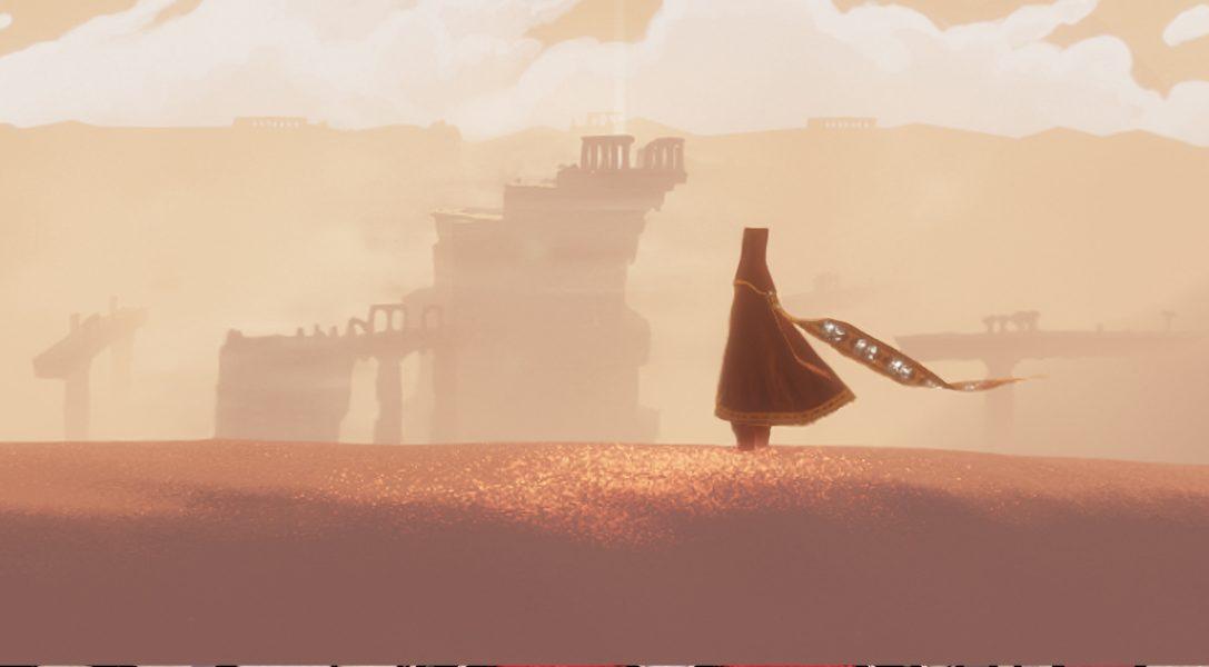 Journey erscheint am 21. Juli für PS4