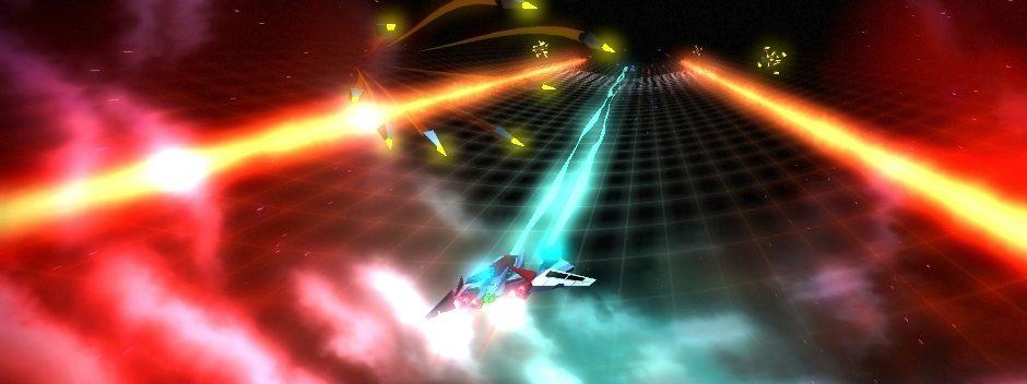 Das Morpheus-kompatible Weltraum-Shoot 'em up Hyper Void erscheint nächsten Monat auf PS4
