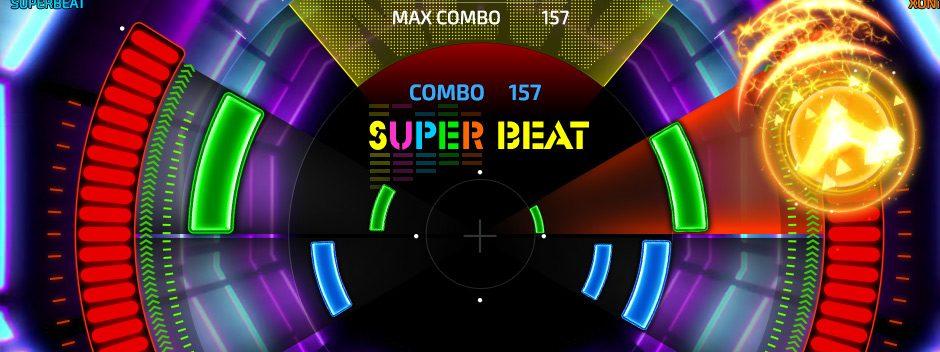 Highspeed-Rhythmus-Actionspiel Superbeat: Xonic für PS Vita angekündigt