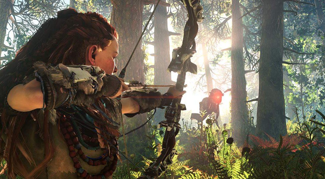 Seht euch die E3-Enthüllung von Horizon Zero Dawn komplett in 1080p an