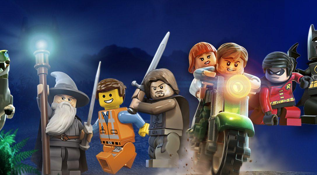 Angebote auf LEGO-Titel und Indie-Hits im PS Store