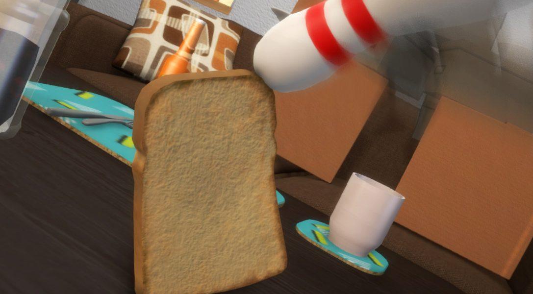 I Am Bread erscheint heute auf PlayStation 4
