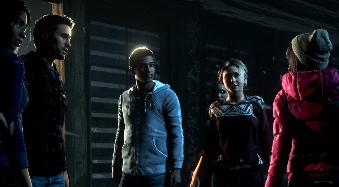 Until Dawn erscheint diese Woche exklusiv auf PS4