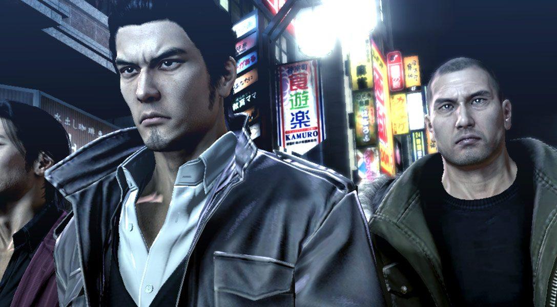 Yakuza 5 erscheint im Westen mit allen japanischen DLCs