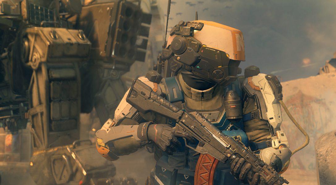Livestream zu Call of Duty: Black Ops III-Multiplayer-Beta