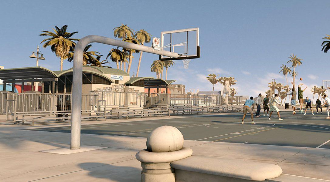 Das kostenlose NBA Live 16, Live Pro-Am erscheint bald auf PS4