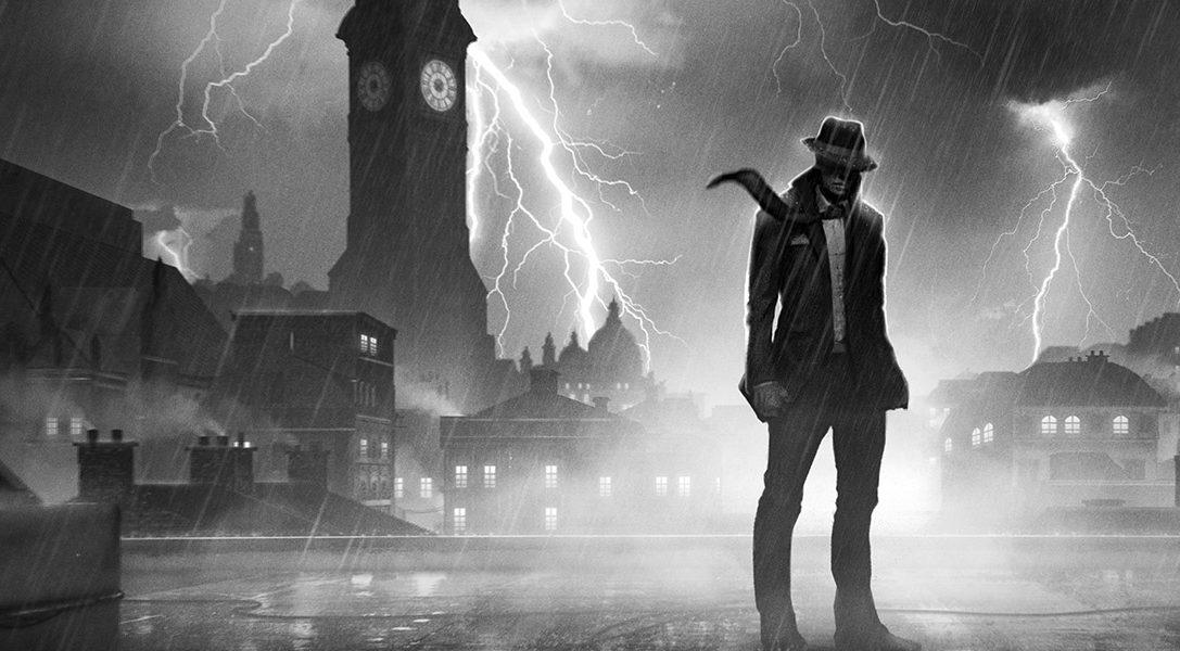Das atmosphärische Stealth-Adventure Calvino Noir erscheint am 26. August auf PS4