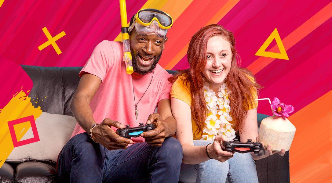 Ab heute neue Sommerangebote im PlayStation Store