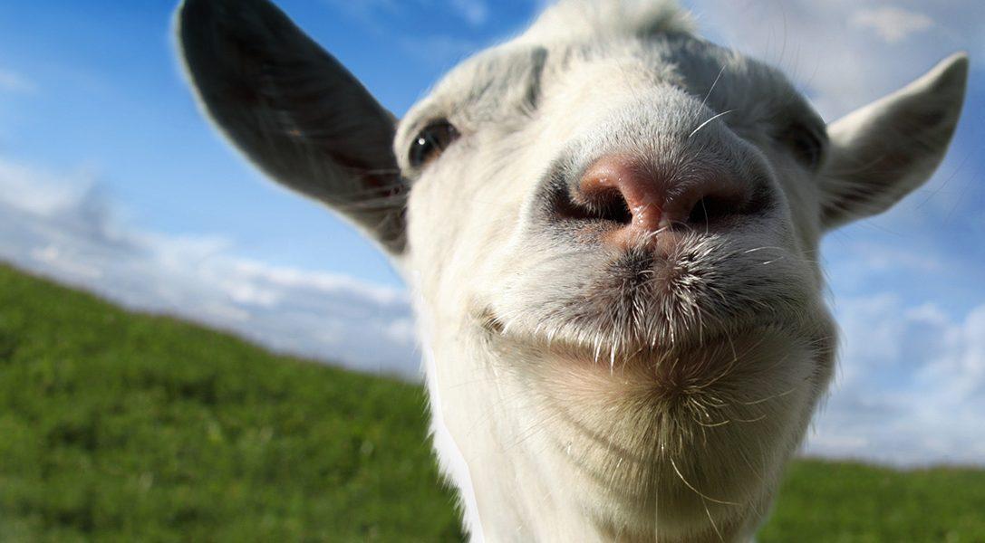 Goat Simulator stiftet ab dieser Woche Chaos auf PS4 und PS3